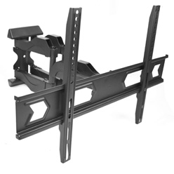 Low-profile Full Motion TV bracket up to 75 inch