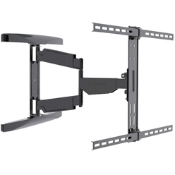 Low-profile Curved TV & Flat Panel TV bracket up to 70 inch