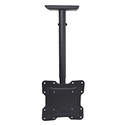 Universal ceiling TV mount up to 43 inch