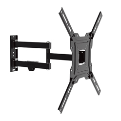 Universal articulating & tilt TV bracket up to 47 inch