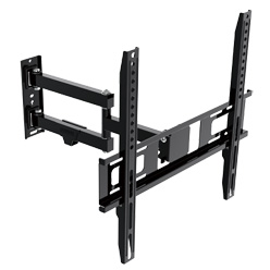 Universal tilt & swivel TV bracket up to 55 inch